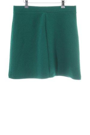 H&M Skater Skirt green casual look