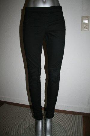 H&M Jeggings black cotton