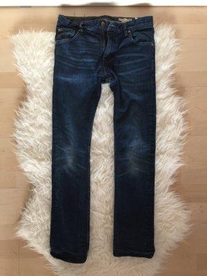 H&m skinny Jeans dunkelblau