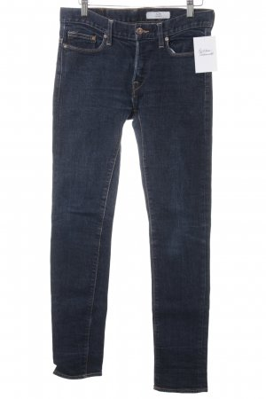 H&M Jeans skinny blu scuro stile casual