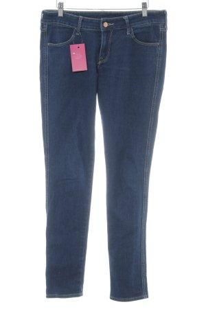 H&M Skinny Jeans dark blue casual look