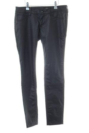 H&M Skinny Jeans schwarz Casual-Look