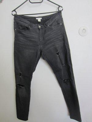 H&M skinny Jeans in der Gr. 40