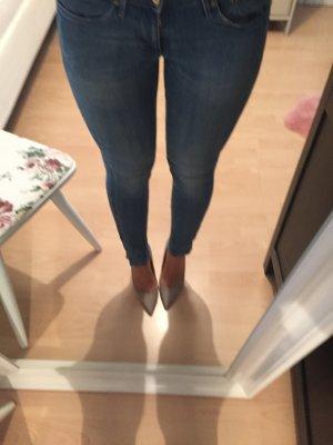 H&M skinny Jeans low waist 26