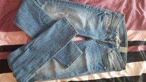 H&M Skinny Jeans New Gr. 34 Blau