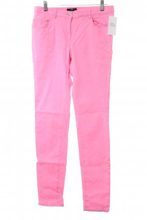 H&M Skinny Jeans pink Casual-Look
