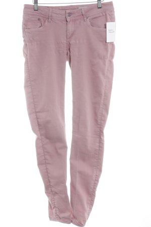 H&M Skinny Jeans rosa Casual-Look