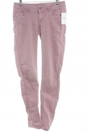 H&M Skinny Jeans rosa Casual-Look