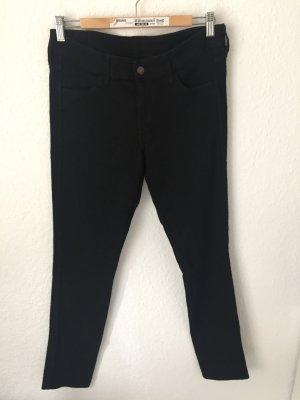 H&M Skinny Jeans Schwarz