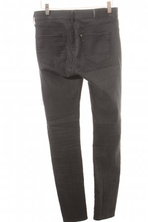 H&M Skinny Jeans schwarz Street-Fashion-Look