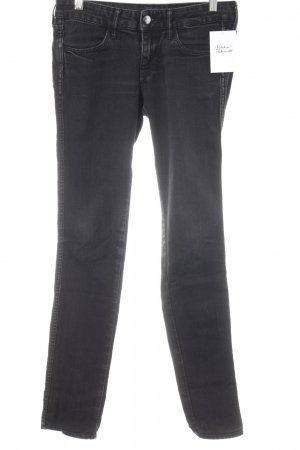 H&M Skinny Jeans taupe Casual-Look
