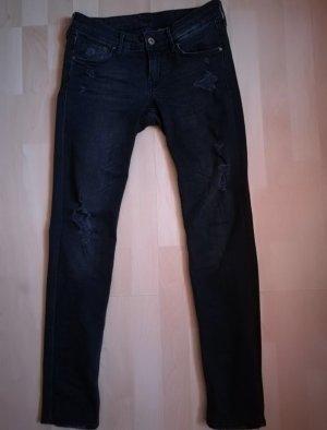 H&M Skinny Low Waist Jeans Gr.36 W27/L30