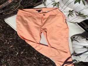 H&M Slacks Gr. 36 apricot/Lachs