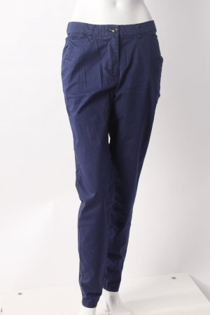 H&M Slim Hose in blau