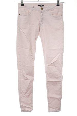 H&M Slim Jeans creme Casual-Look