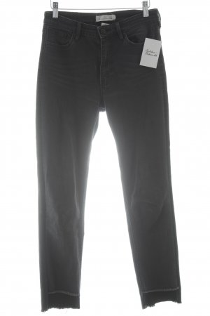 H&M Slim Jeans anthrazit Casual-Look
