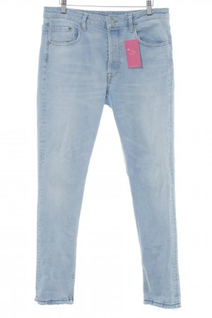 H&M Slim Jeans azure casual look