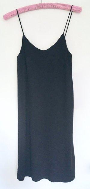 """H&M """"Slip-in-Kleid"""" aus Jersey in Schwarz. Neu + ungetragen; Gr. 36"""