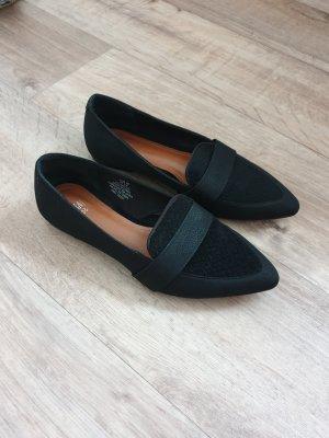 H&M Slipper Ballerina Flache Schuhe 36 Neuwertig