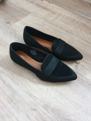 H&M Slippers black