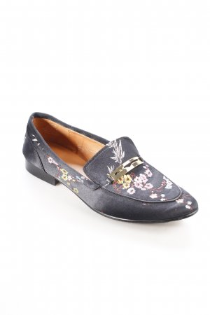 H&M Slipper florales Muster Business-Look