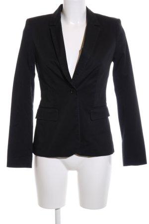 H&M Blazer de esmoquin negro estilo «business»