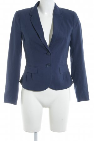 H&M Smoking-Blazer blau Business-Look