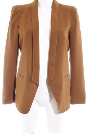 H&M Smoking-Blazer braun Business-Look