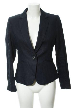 H&M Smoking-Blazer dunkelblau Business-Look