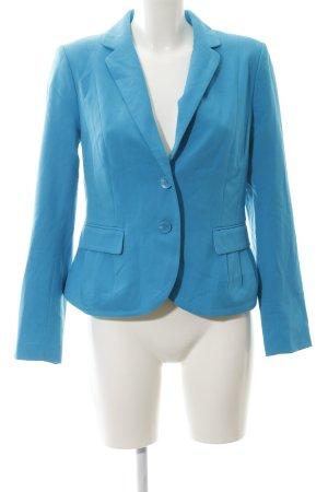 H&M Smoking-Blazer neonblau Business-Look