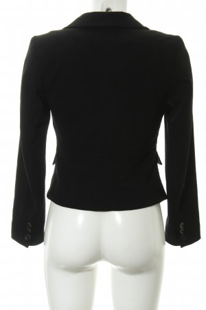 H&M Smoking-Blazer schwarz Business-Look