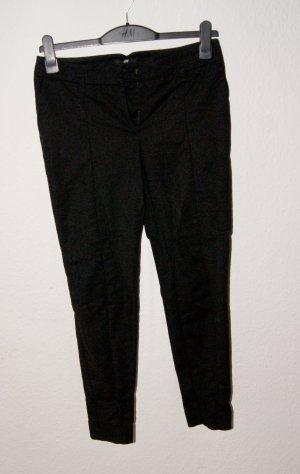 H&M Smokinghose Anzughose skinny slim XS 34
