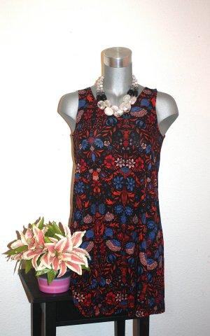 H&M Sommer Kleid gr. 38 Flower Style Mini Kleid