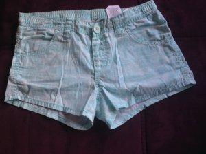 H&M Sommer-Shorts gemustert Größe 152 (Entspricht XXS)