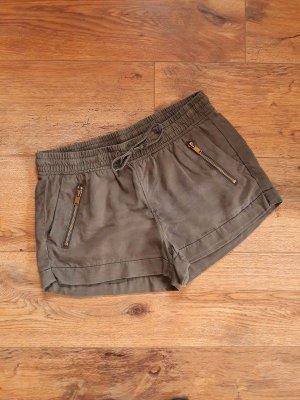 H&M Sommer Shorts khaki Gr. 36
