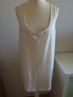 H&M Sommer Top L 40 neu beige nude offwhite
