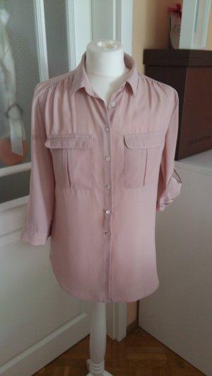 H&M Blouse dusky pink
