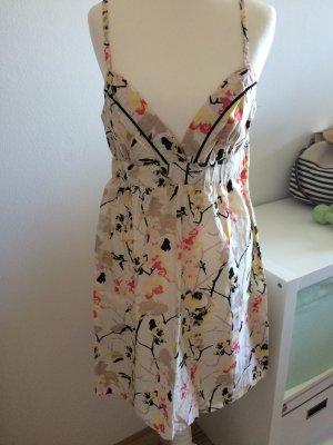 H&M Sommerkleid 38 M neu Blumen geblümt