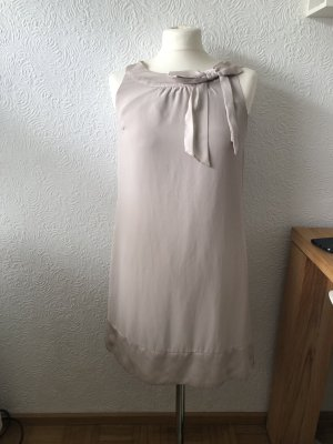 H&M Sommerkleid Hängerchen Puderrosa Gr 36 edel