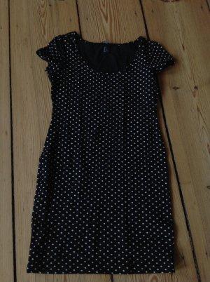 H&M Sommerkleid mit Punkten Gr. S selten getragen