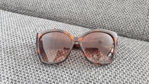 H&M Sonnenbrille Oversize Turtoise Havana