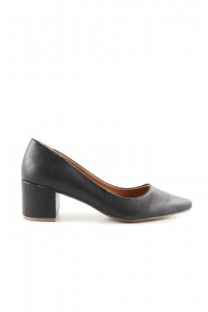 H&M Pointed Toe Pumps black business style