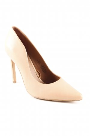 H&M Spitz-Pumps nude Business-Look