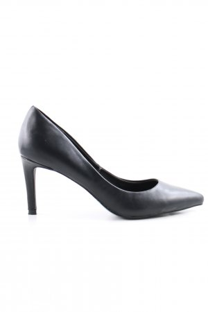 fotos oficiales e7fb1 af8d6 H&M Zapatos de punta negro estilo «business»