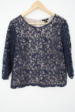H&M Spitzenbluse Bluse