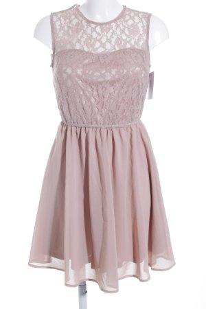 H&M Spitzenkleid rosa
