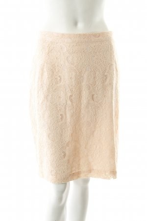 H&M Jupe en dentelle vieux rose style romantique