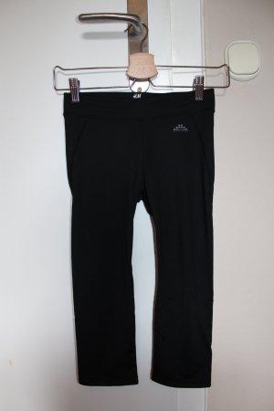 H&M Sport Hose schwarz