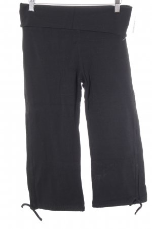 H&M Sport Trackies black athletic style
