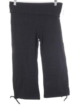 H&M Sport Sporthose schwarz sportlicher Stil